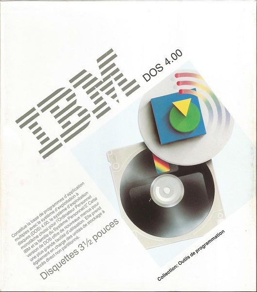 IBM PC DOS 4.00