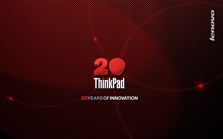 Wallpaper Thinkpad 20 ans