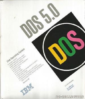 IBM DOS 5.02