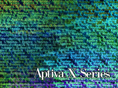 Aptiva X Series