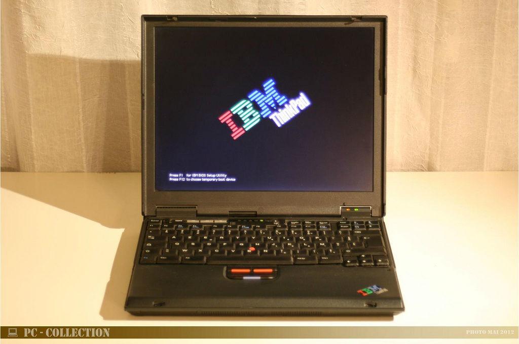 IBM ThinkPad T20