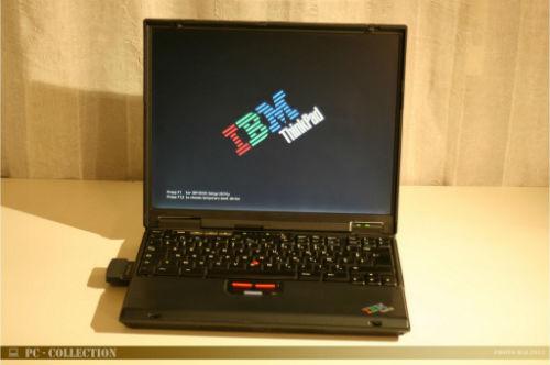 IBM ThinkPad T22