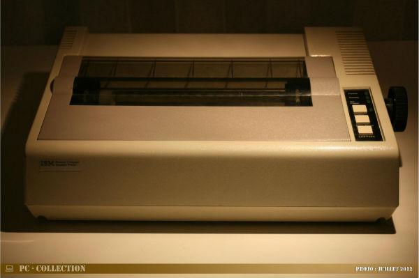 IBM Personal Computer Graphics Printer