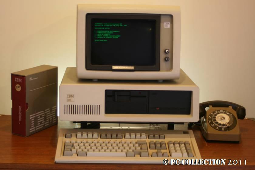 IBM PC XT 5160-86
