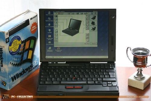 portable ibm thinkpad