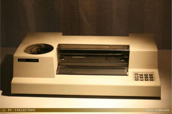 IBM Color Plotter
