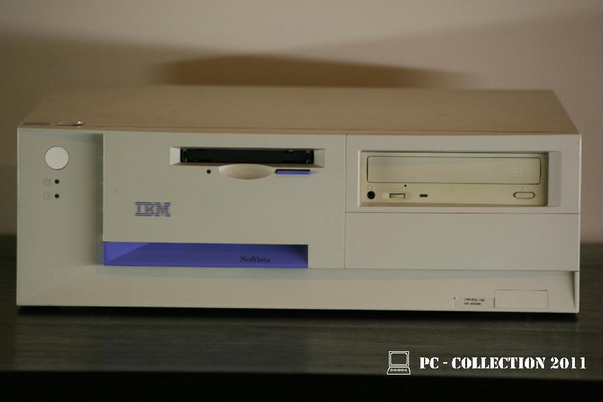 IBM NetVista A40