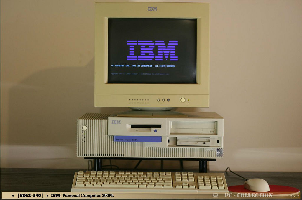 IBM Personal Computer 300PL