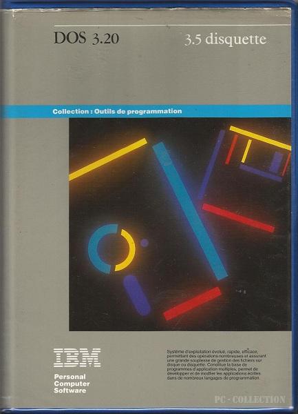 IBM PC DOS 3.20