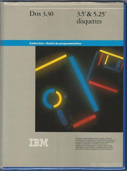 IBM DOS 3.3