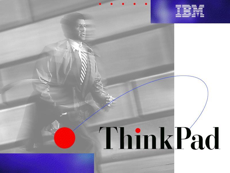 Wallpaper IBM 3