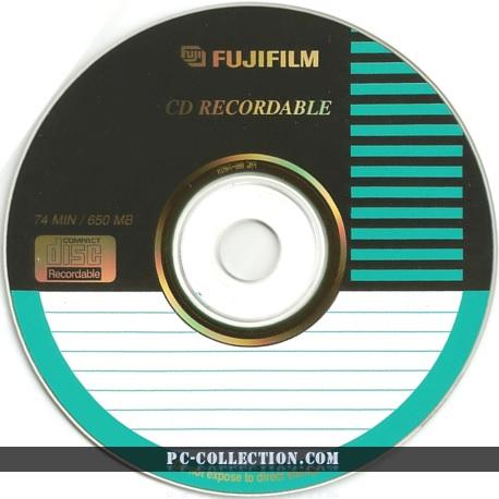 CD-R Fujifilm