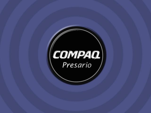 Compaq Presario Wallpaper