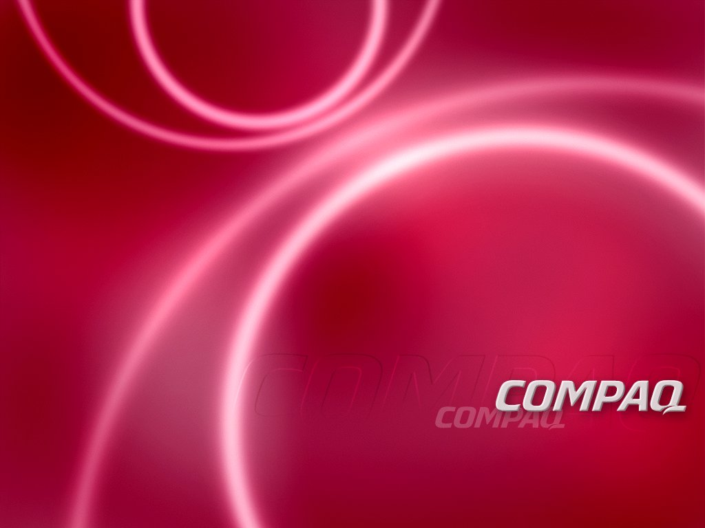 Wallpaper Compaq Rubis