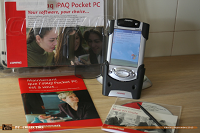 Pocket PC Compaq iPaq H3900