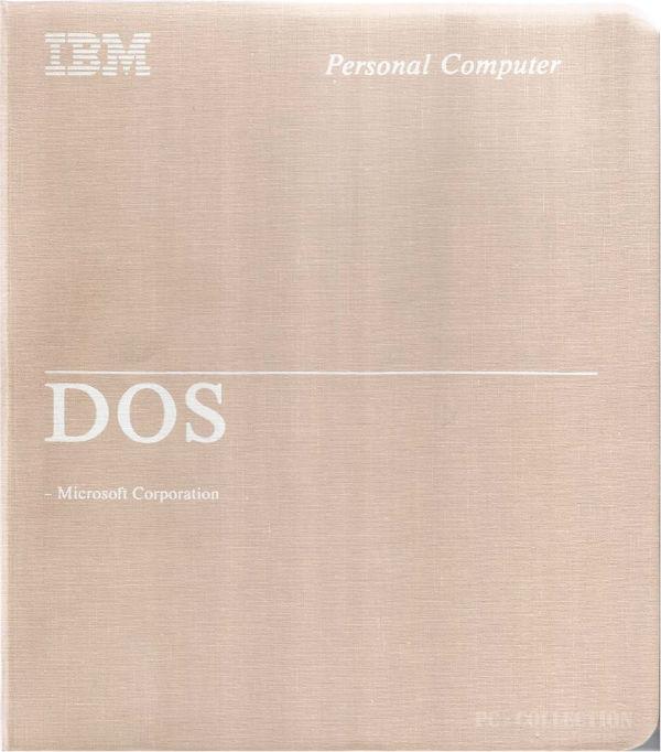 IBM DOS 2.10