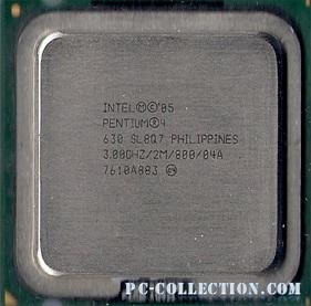 Pentium 4 630