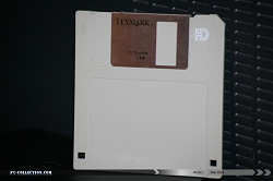 Disquette Lexmark 2 Mb