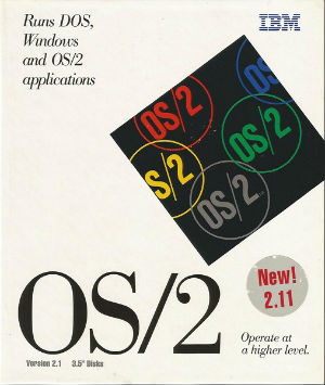 IBM OS/2 Version 2.11