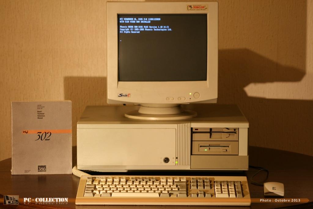Intel386 Model 302