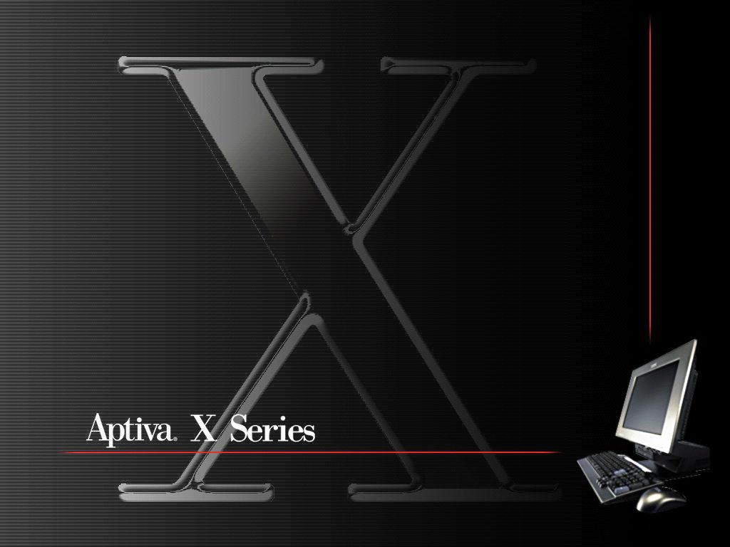 Wallpaper IBM Aptiva X Series