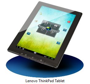 Icone Windows 10 - ThinkPad Tablet