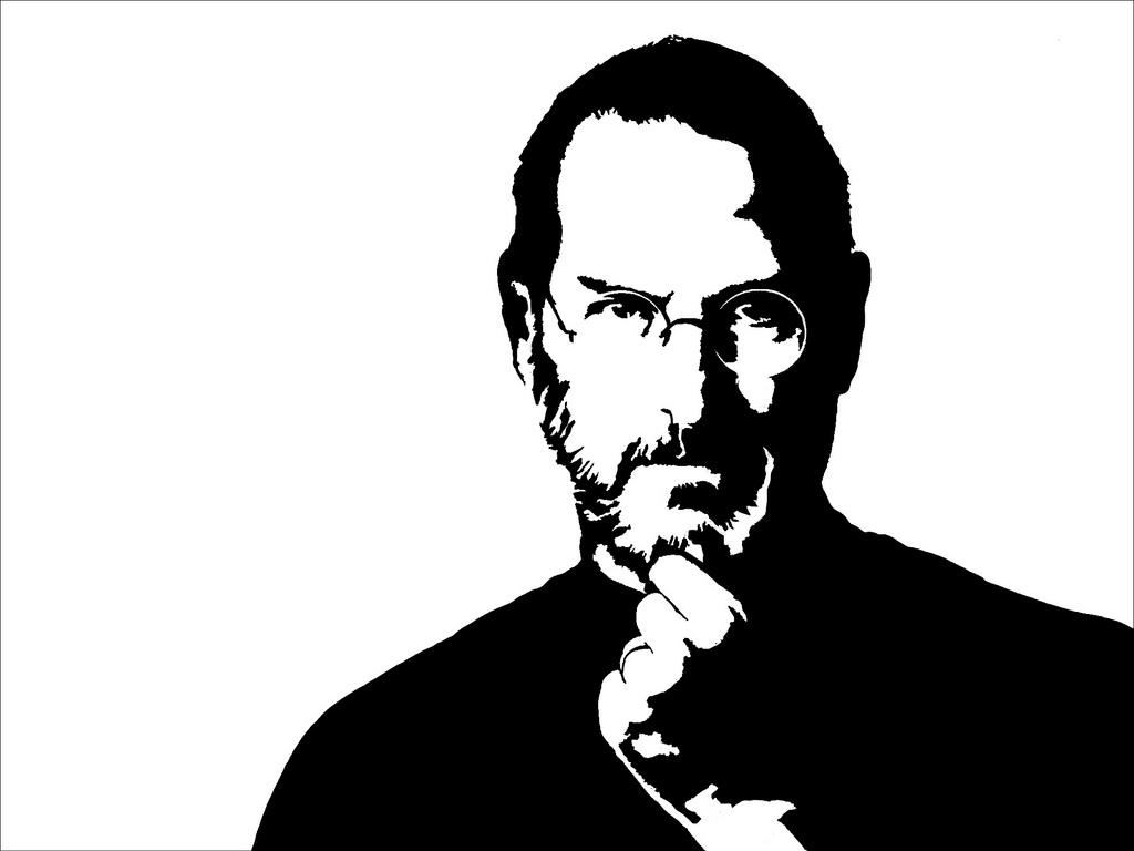 Wallpaper Steve Jobs