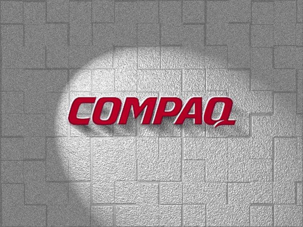 Wallpaper Compaq Mur