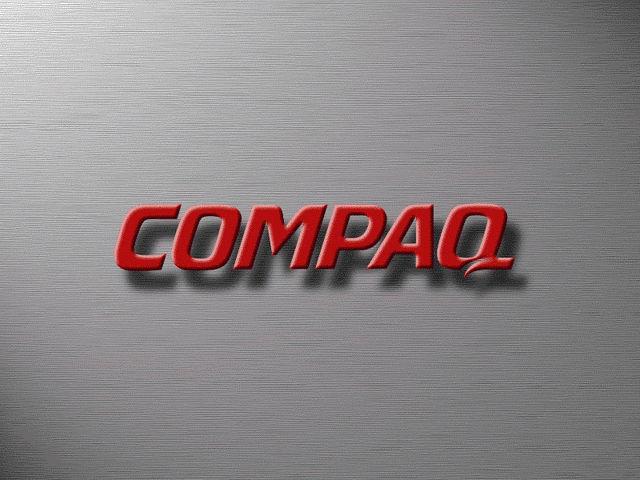 Wallpaper Compaq