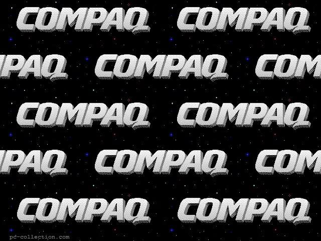 Wallpaper Compaq Presario 600 Series