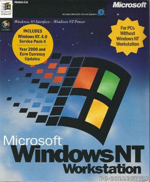 Microsoft Windows NT 4.0 SP4